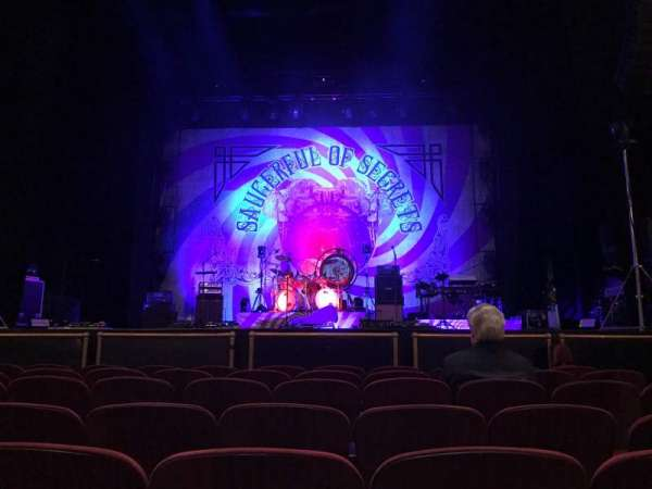 Beacon Theatre, section: Orch, row: C, seat: 111