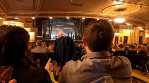 Hippodrome Theatre, section: Left Orchestra, row: CC, seat: 1