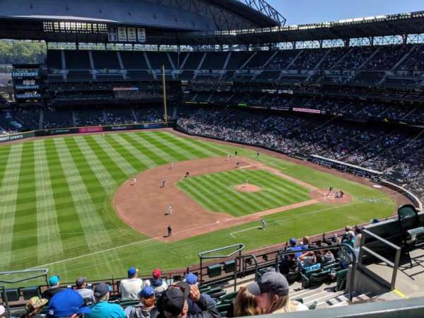 T-Mobile Park, section: 340, row: 9, seat: 7