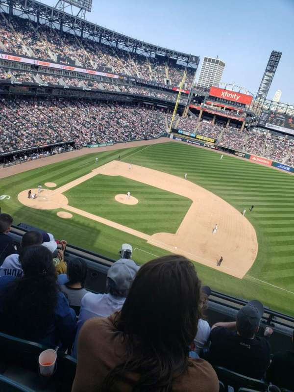 Guaranteed Rate Field, section: 524, row: 8, seat: 11