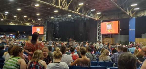 Hollywood Casino Amphitheatre (Maryland Heights), section: Right Center, row: OO, seat: 70