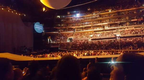 Staples Center, section: 112, row: 7, seat: 2
