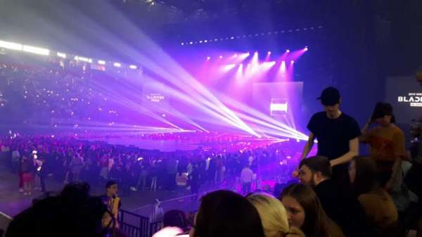 Manchester Arena, section: 113, row: H, seat: 22