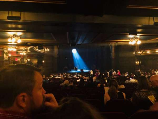 Lyric Theatre, section: Orchestra, row: Y, seat: 27