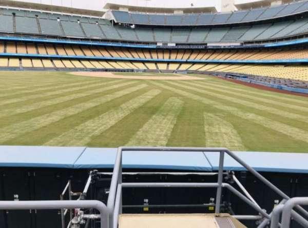 Dodger Stadium, section: 305PL, row: C, seat: 1
