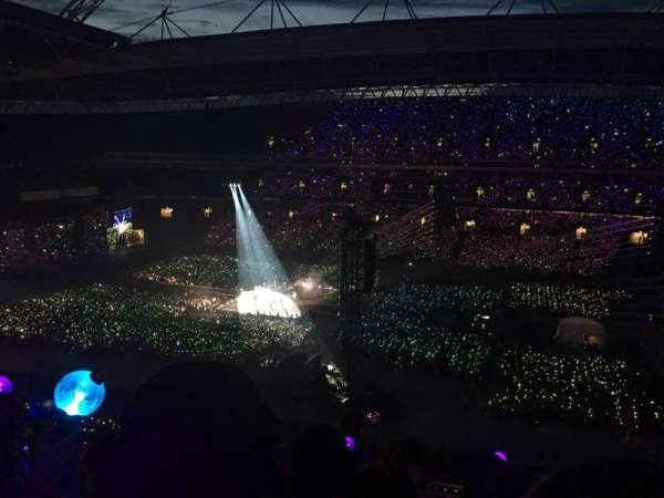 Wembley Stadium, section: 524, row: 8, seat: 321