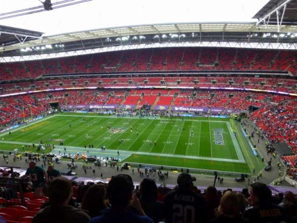 Wembley Stadium, section: 524, row: 19, seat: 309