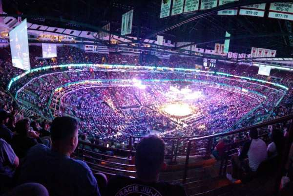 United Center , section: 305, row: 11, seat: 1