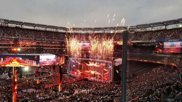 MetLife Stadium, section: Suite 5-28, row: A, seat: 1,2