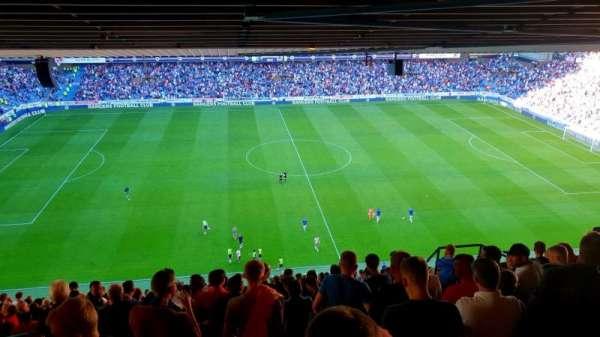 Ibrox Stadium, section: CD4, row: X, seat: 0186