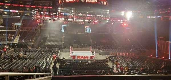 Staples Center, section: PR5, row: 7, seat: 17