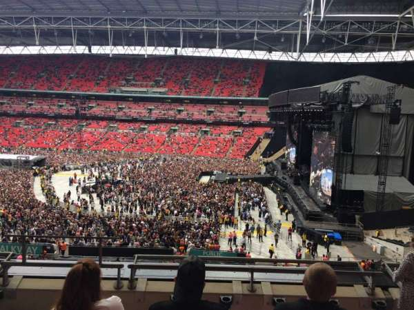 Wembley Stadium, section: 249, row: 5, seat: 226