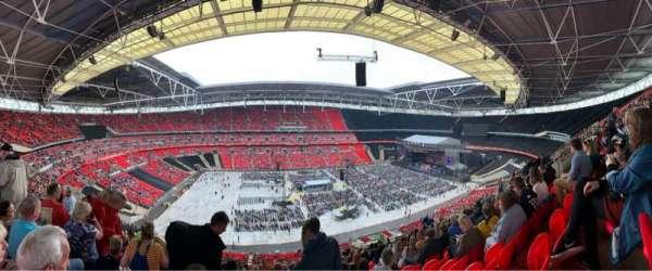 Wembley Stadium, section: 503, row: 62, seat: 64