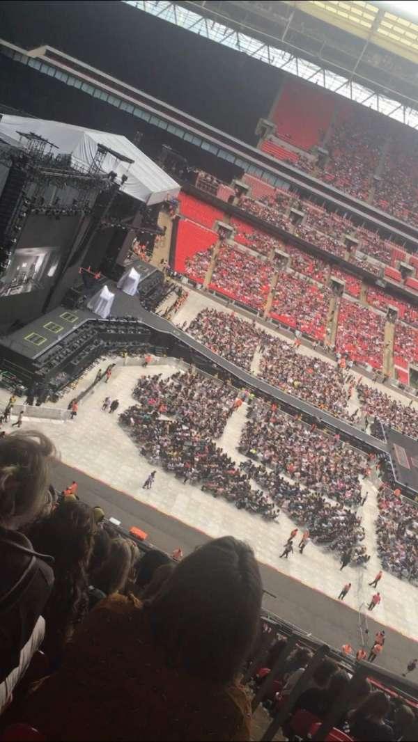 Wembley Stadium, section: 529, row: 13, seat: 78