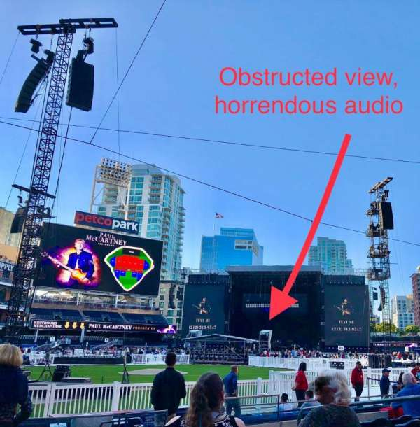 PETCO Park, section: FV103, row: 14, seat: 7