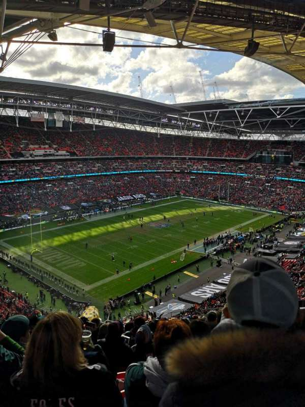 Wembley Stadium, section: 507, row: 19, seat: 211