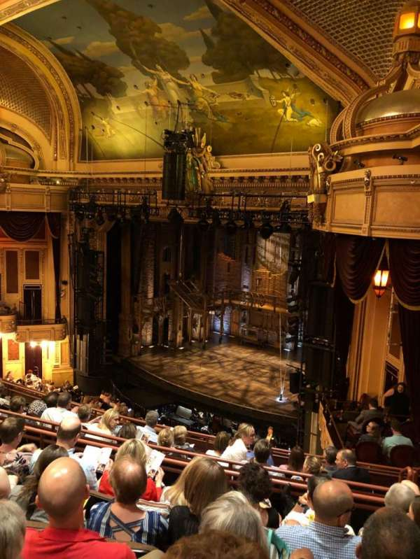 Hippodrome Theatre, section: Right Middle Balcony, row: H, seat: 226