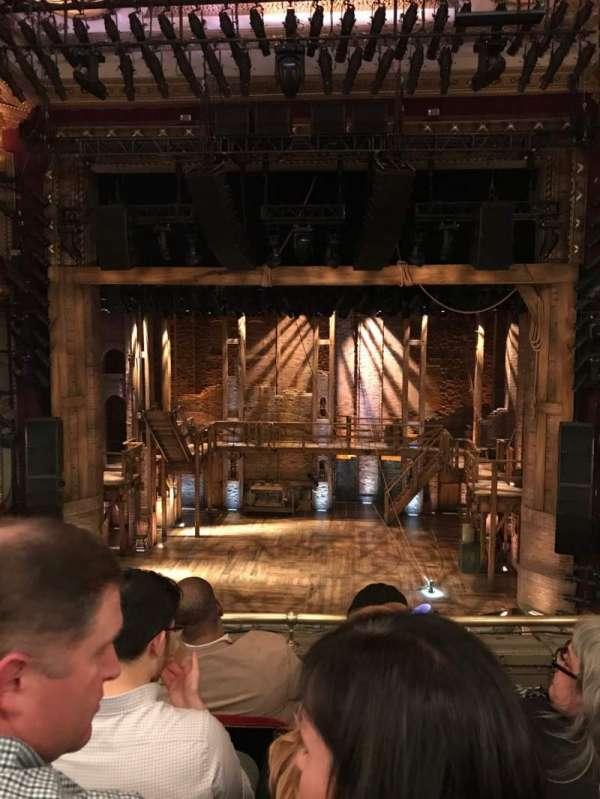 CIBC Theatre, section: Mezzanine rc, row: D, seat: 304