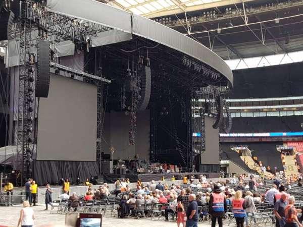 Wembley Stadium, section: 125, row: 8, seat: 74
