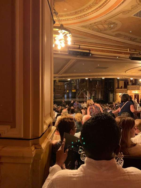 Hippodrome Theatre, section: Left Orchestra, row: FF, seat: 9