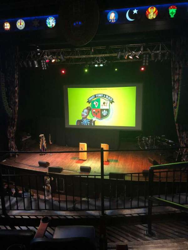 House Of Blues - Dallas, section: Balcony C, row: C, seat: 213