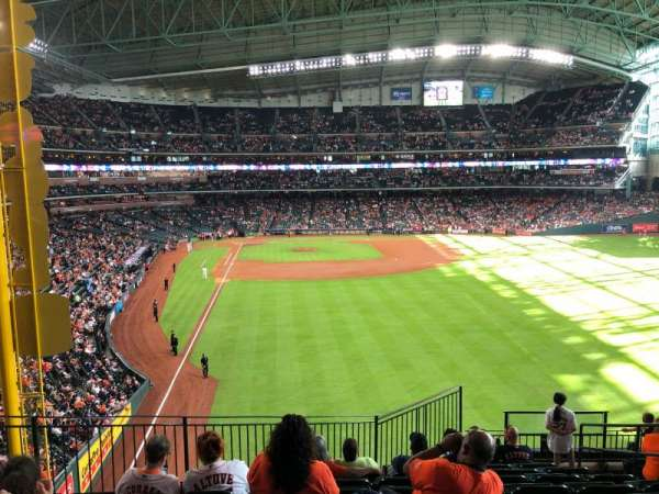 Minute Maid Park, section: 251, row: 10, seat: 13