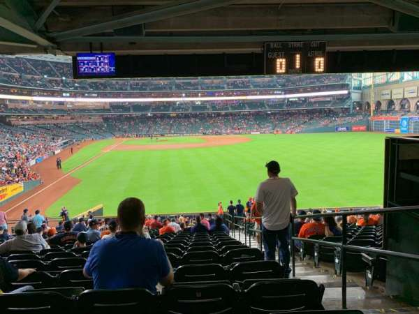 Minute Maid Park, section: 152, row: 21, seat: 21