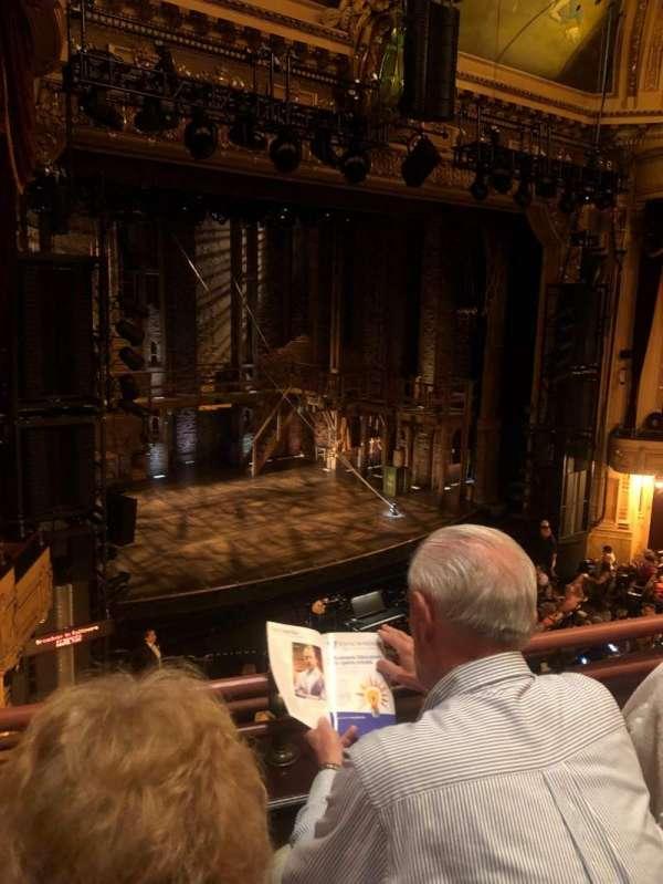 Hippodrome Theatre, section: Left Grand Suite, row: C, seat: 225