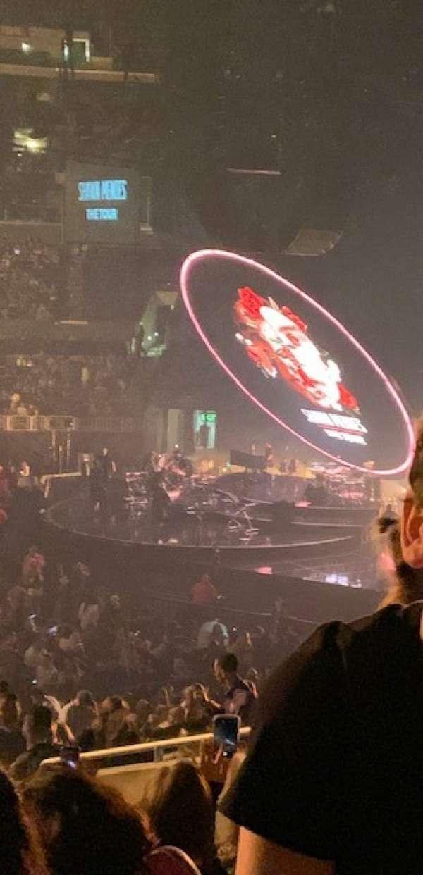 Staples Center, section: PR05, row: 9, seat: 7-8
