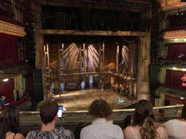 CIBC Theatre, section: MEZZLC, row: C, seat: 317