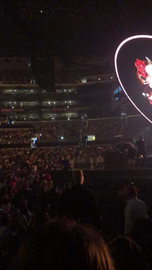 Staples Center, section: 118, row: 5, seat: 3