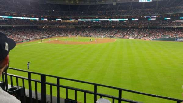 Minute Maid Park, section: 255, row: 2, seat: 16