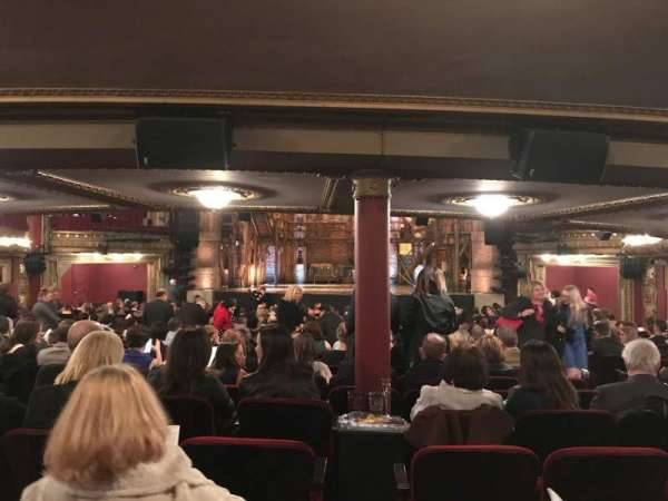 CIBC Theatre, section: ORCHRC, row: ZZ, seat: 116