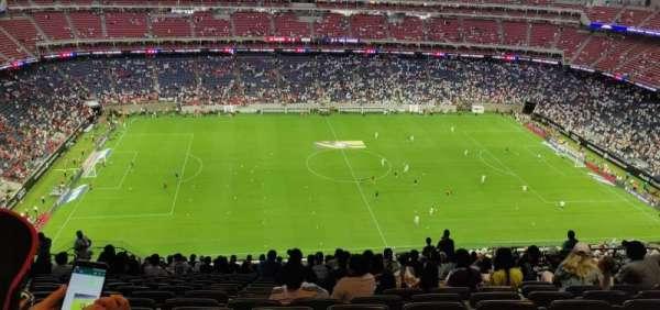 NRG Stadium, section: 636, row: T, seat: 14