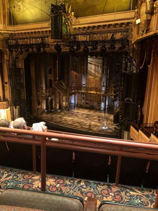Hippodrome Theatre, section: Right Middle Balcony, row: E, seat: 216