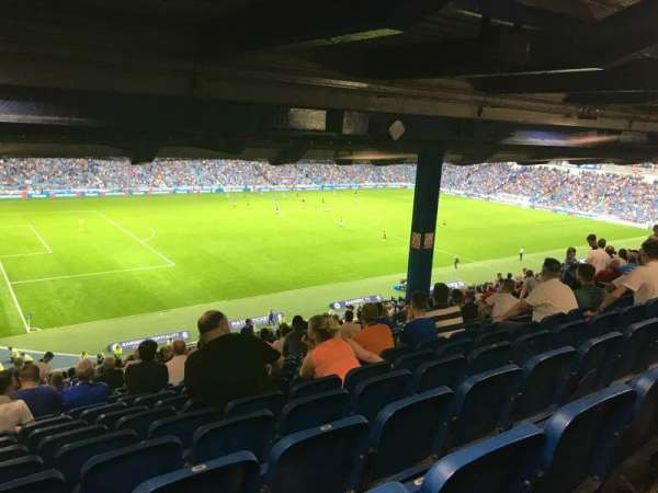 Ibrox Stadium, section: Bill Struth Main Rear, row: M, seat: 284