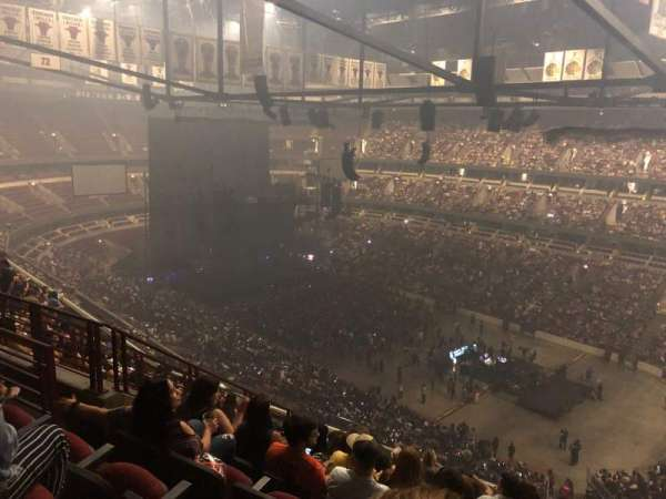 United Center, section: 314, row: 11, seat: 13