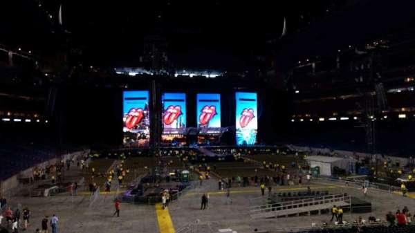 NRG Stadium, section: 138, row: BB, seat: 13