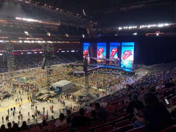 NRG Stadium, section: 343, row: S, seat: 13