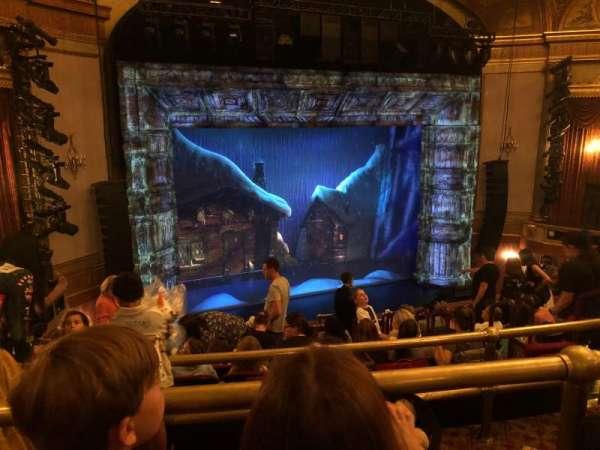 St. James Theatre, section: Mezzanine L, row: K