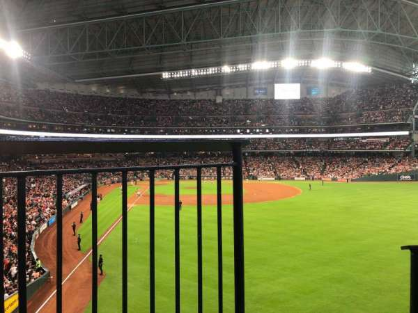 Minute Maid Park, section: 251, row: 2, seat: 3