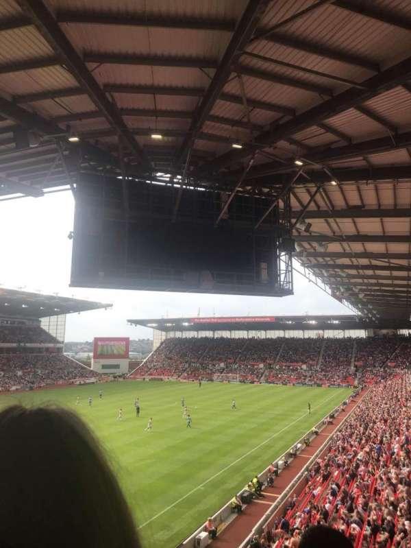 bet365 Stadium, section: 36, row: 30, seat: 508