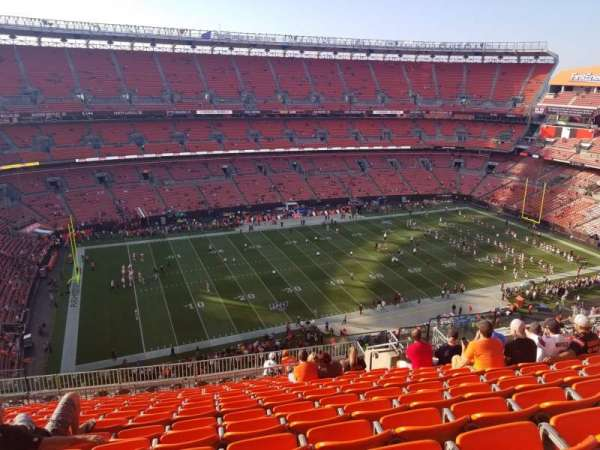 FirstEnergy Stadium, section: 505, row: 19, seat: 15