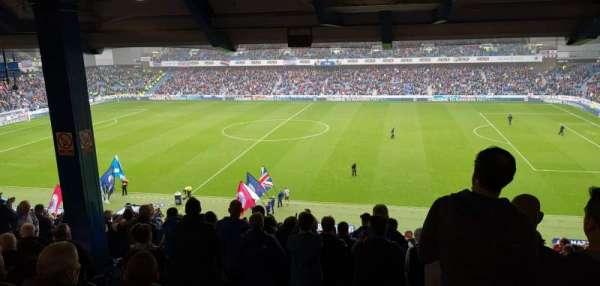 Ibrox Stadium, section: MRD, row: G, seat: 113