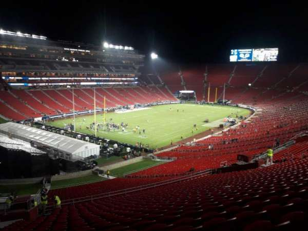 Los Angeles Memorial Coliseum, section: 327, row: 19, seat: 18
