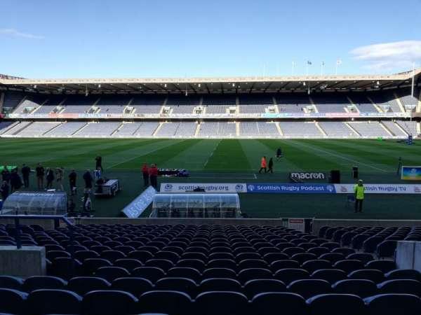Murrayfield Stadium, section: 17, row: S, seat: 5