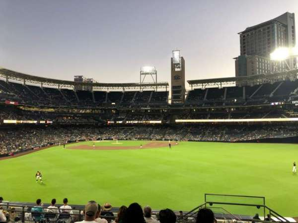 PETCO Park, section: 135, row: 13, seat: 24