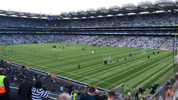 Croke Park, section: Hill 16