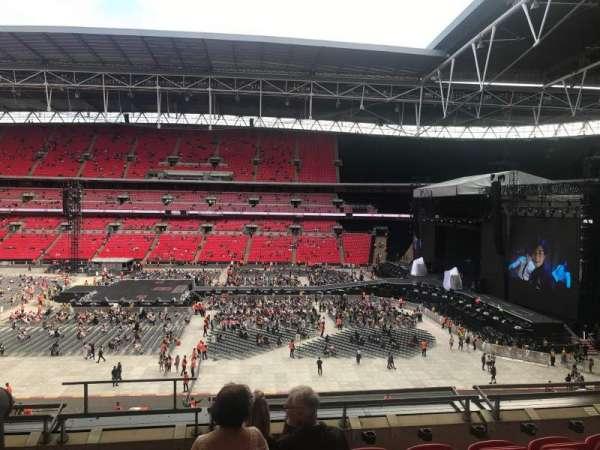 Wembley Stadium, section: 251, row: 6, seat: 279