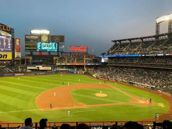 Citi Field, section: 327, row: 5, seat: 17